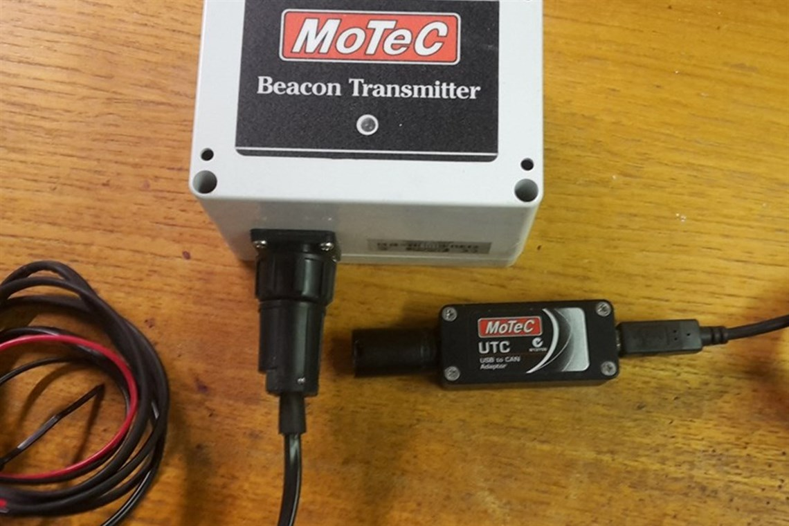 Beacon transmitter penetrate have hit