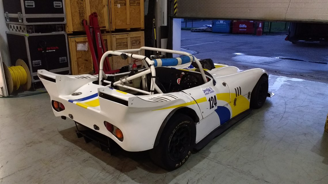 Racecarsdirect com - Fisher Fury RGB/Sprint Yamaha R1