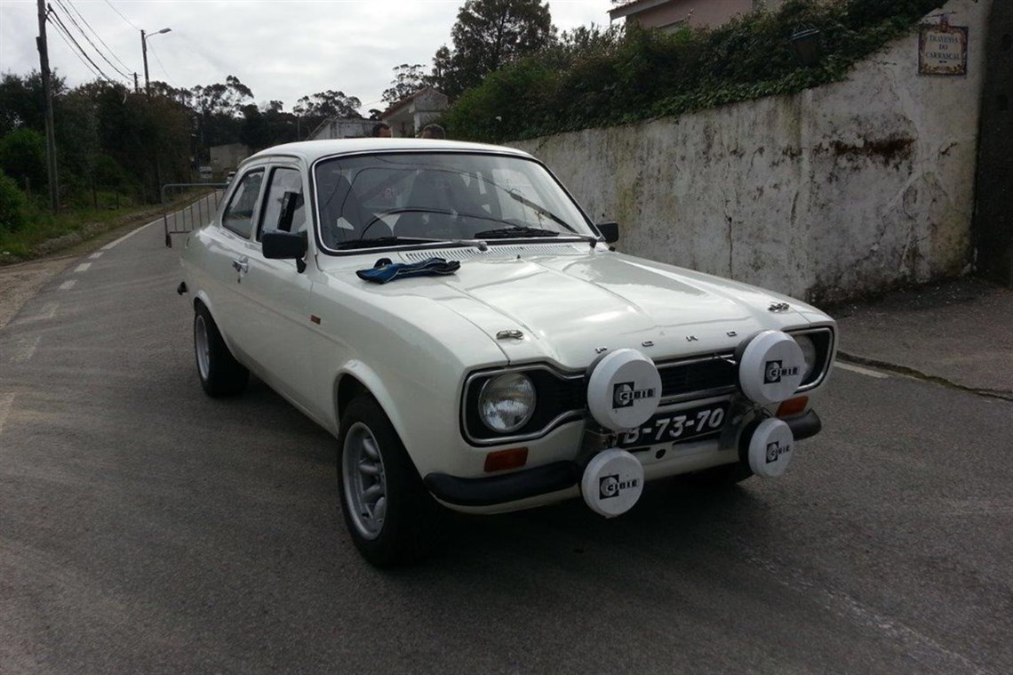 ford escort mk1 rs 2000 for sale. Black Bedroom Furniture Sets. Home Design Ideas