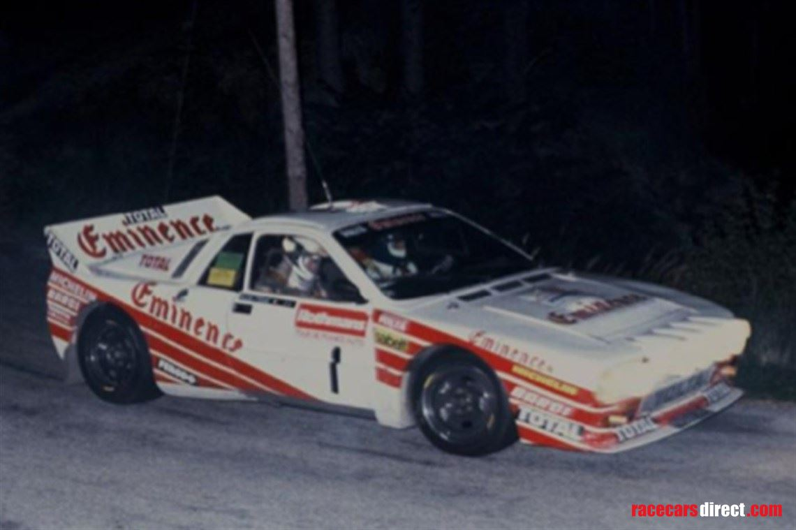 1983 LANCIA 037 EMINENCE TO Y75887 FOR SALE