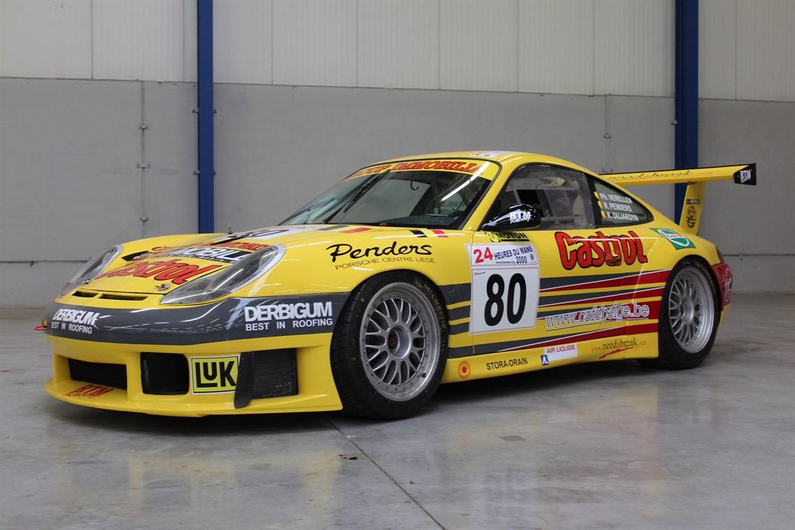 Racecarsdirectcom Porsche 996 Gt3 R 2000