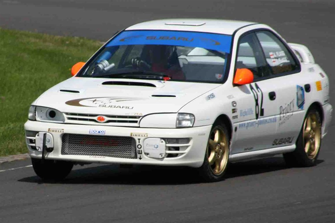 Racecarsdirect.com - Subaru Impreza STI Type RA *REDUCED*