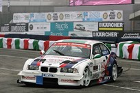 BMW E36 GTR Component ex D2 - very performing racing car