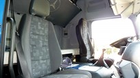 MERCEDES AXOR 1823 - NEW Race Transporter  two race cars with living area
