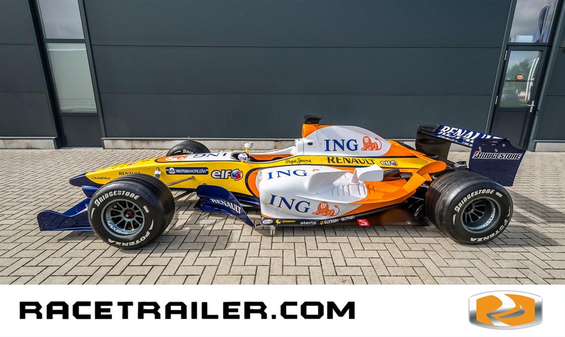 Racecarsdirect.com - Renault Formula 1 car