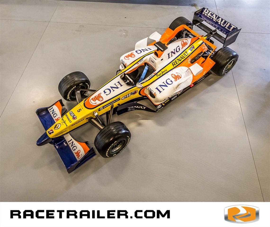 Renault Formula 1: Renault Formula 1 Car