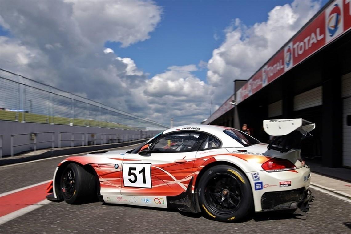 Racecarsdirectcom Bmw Z4 Gt3 E89 Chassis 1052 Spec 2015