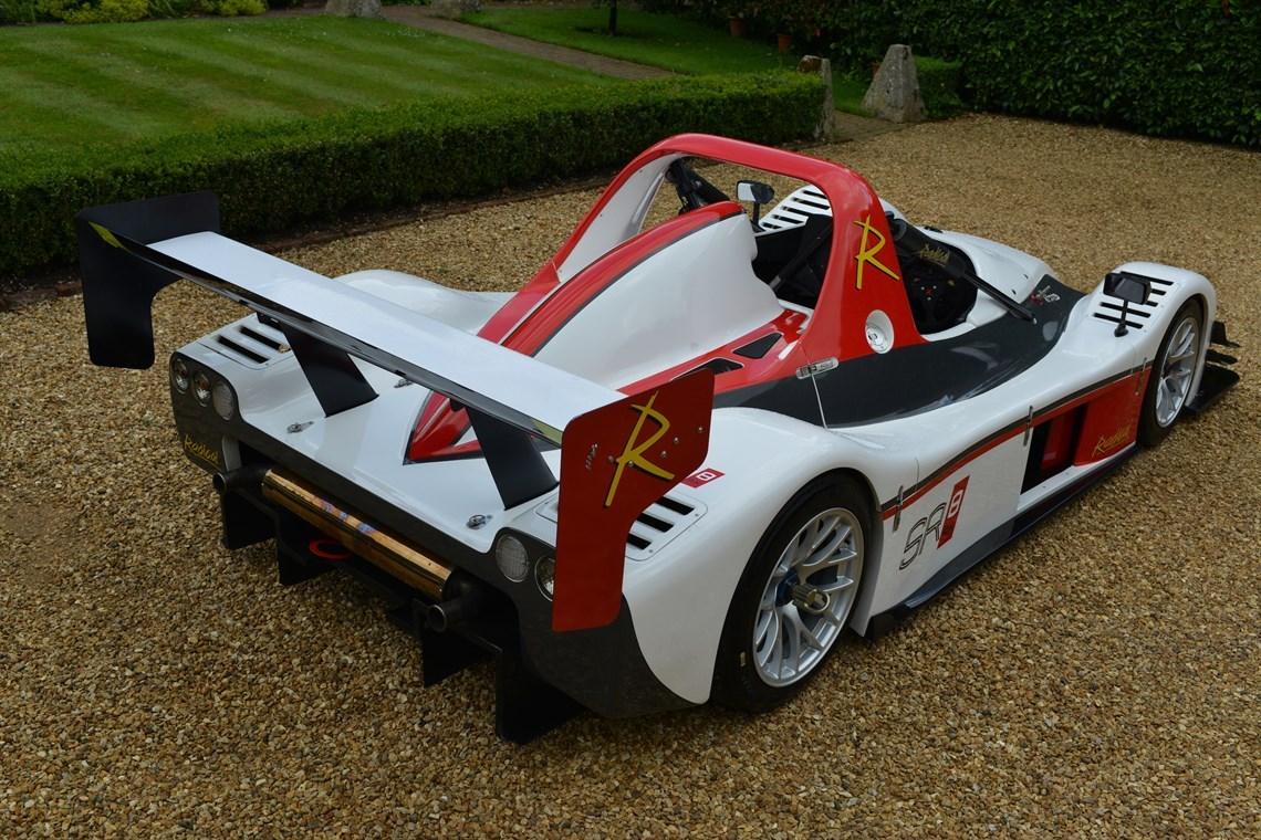 Racecarsdirect.com - Radical SR8 RX 2012