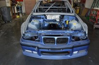 wanted-caged-bmw-e36-coupe-body-shell