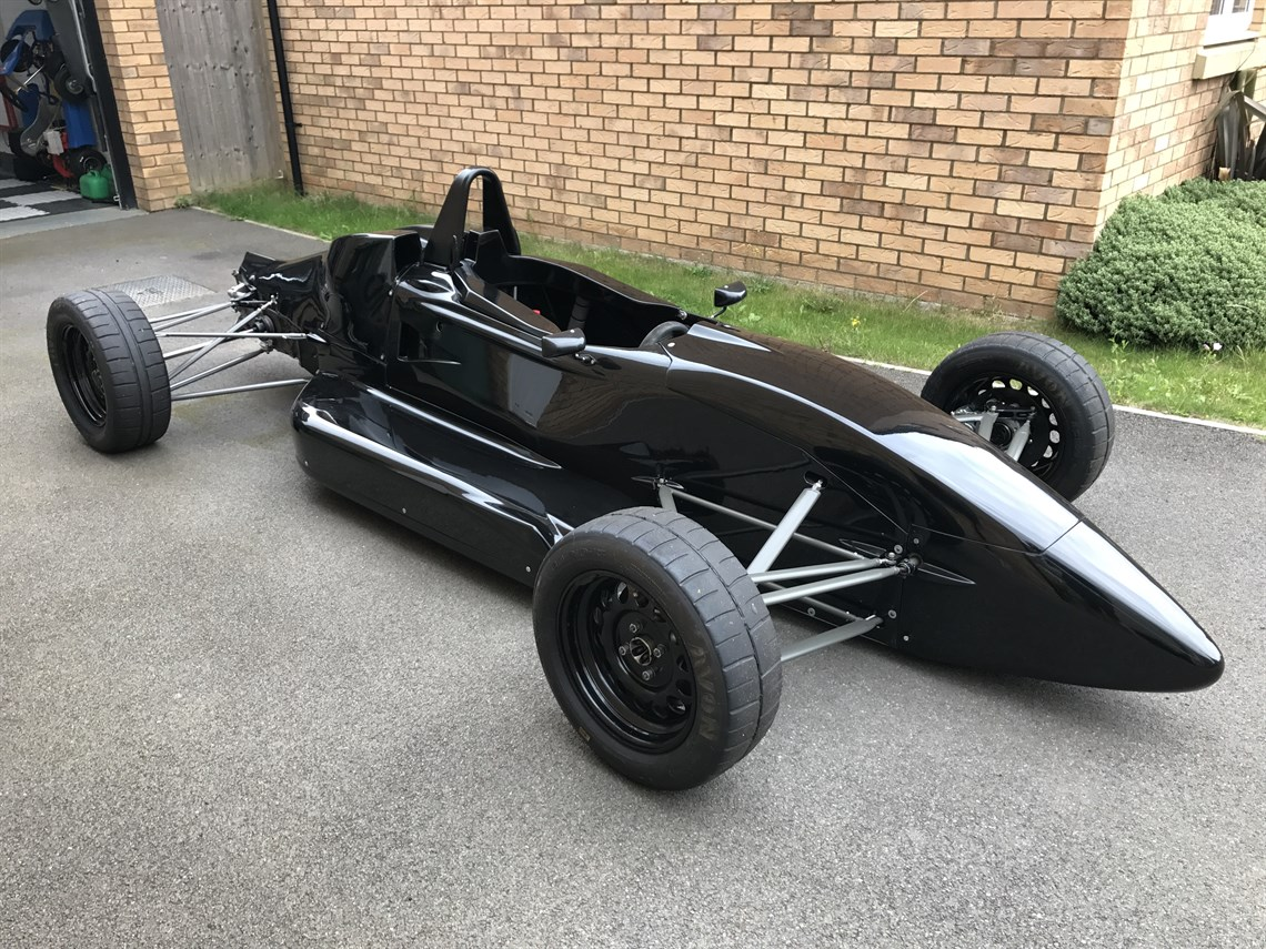 Racecarsdirect.com - Formula Ford 1600 - Van Diemen JL13 - REBUILT/NEW