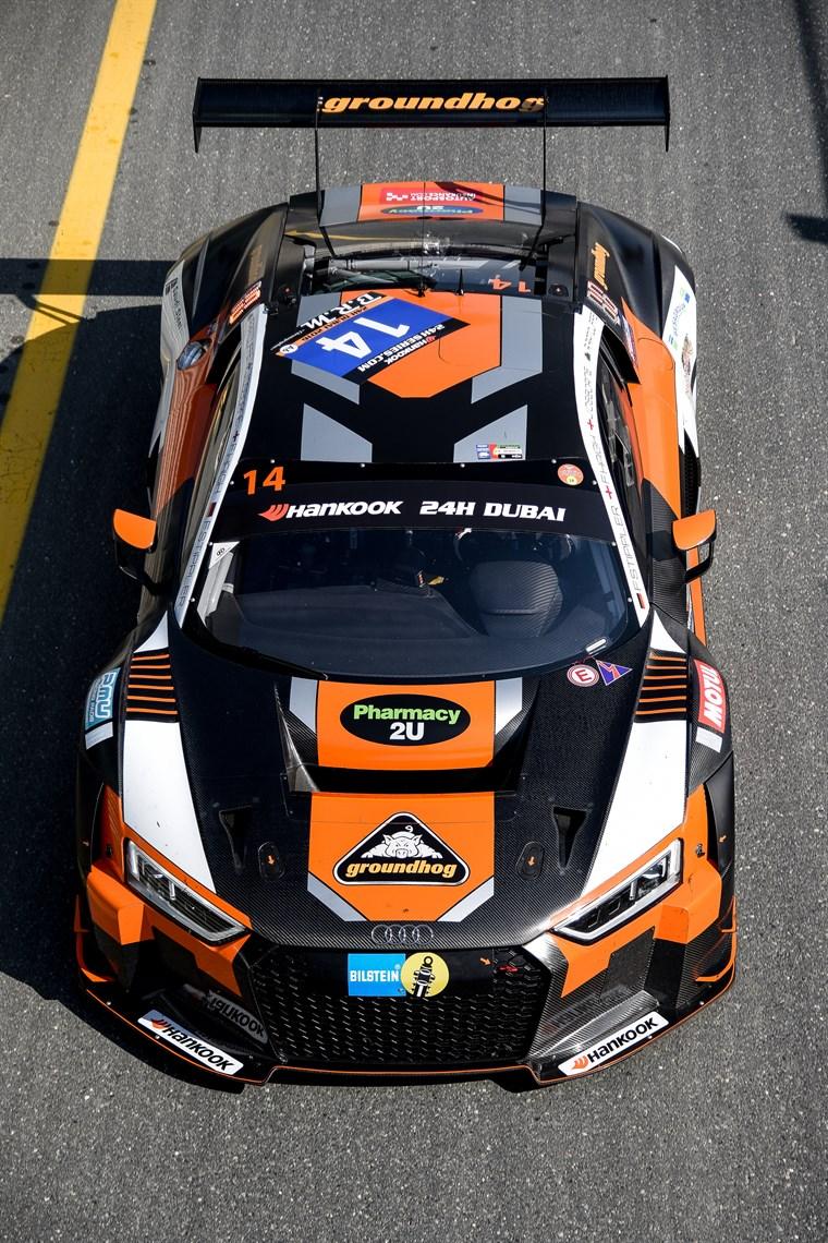 Racecarsdirect.com - New Generation Audi R8 GT3 LMS