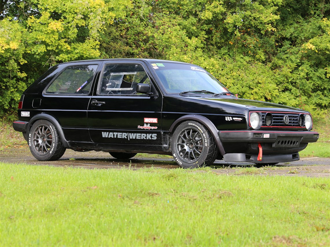 Racecarsdirect.com - VW Golf GTI - Mk2 - Race / Hillclimb / Sprint