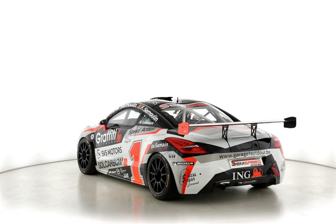 Racecarsdirect.com - Peugeot RCZ 1.6 L Turbo ENDURANCE