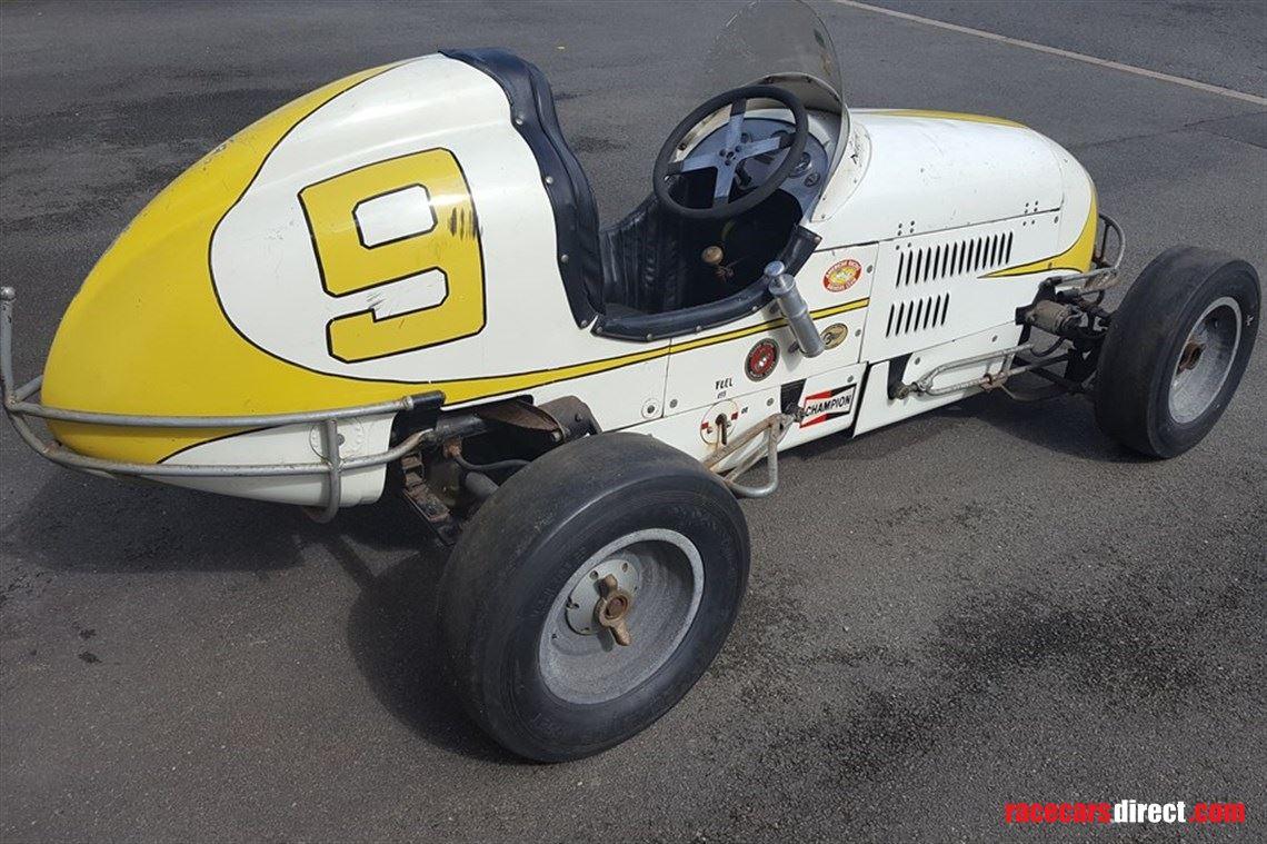 Midget racing memorabilia