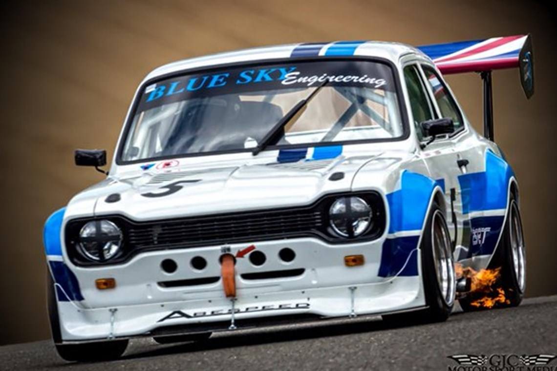 Racecarsdirect.com - Ford Escort MK1 RSR Race Car SHP Powered by ...