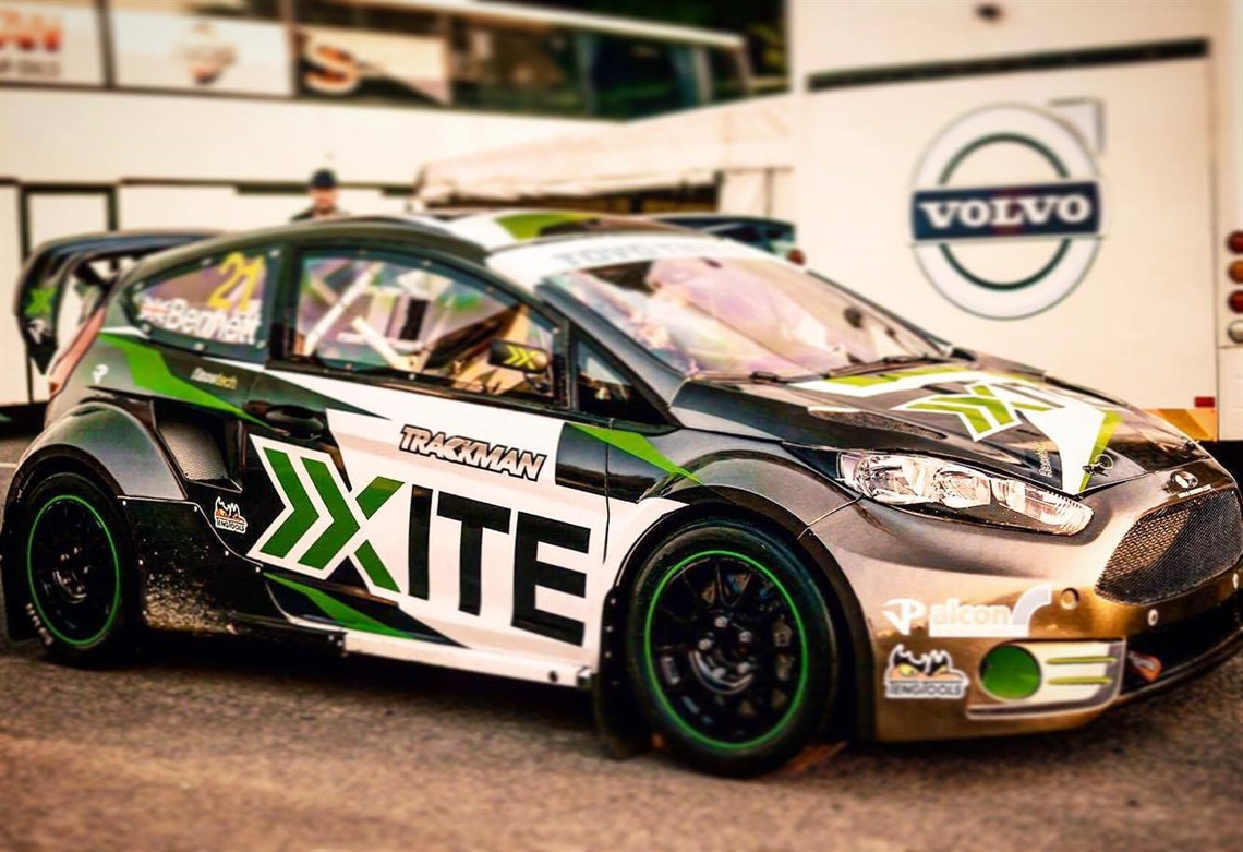 Racecarsdirect.com - OMSE Ford Fiesta for sale