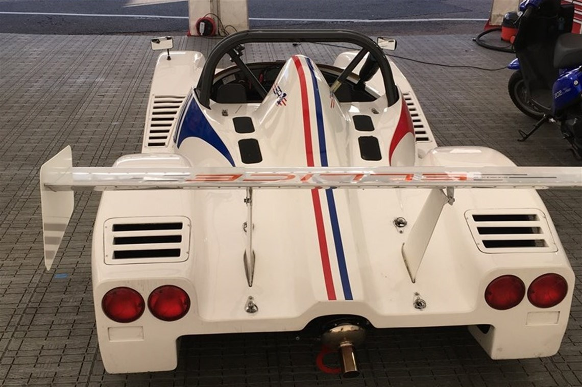 Racecarsdirect com - Radical SR1 Cup car very good spec and fresh engine