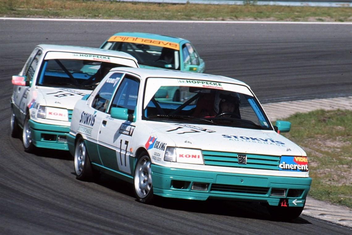 Peugeot 309 Gti 16 Group N