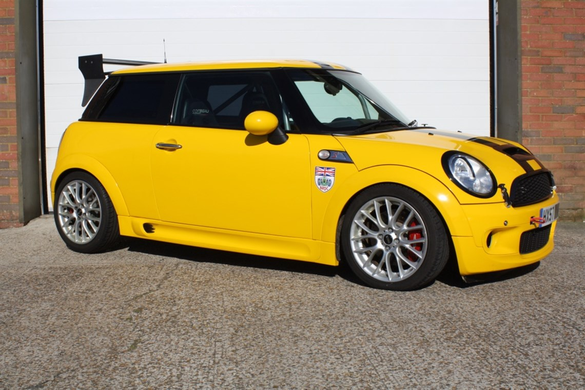 Racecarsdirect Com Mini Cooper S Track Car 2008