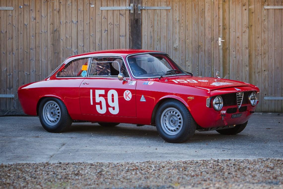 Racecarsdirect Com 1965 Alfa Romeo Gta 1600