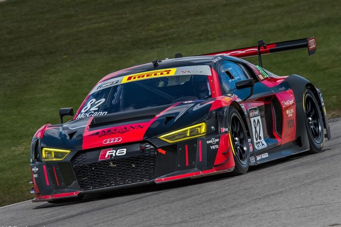 Wonderful 2017 Audi R8 Lms Gt3