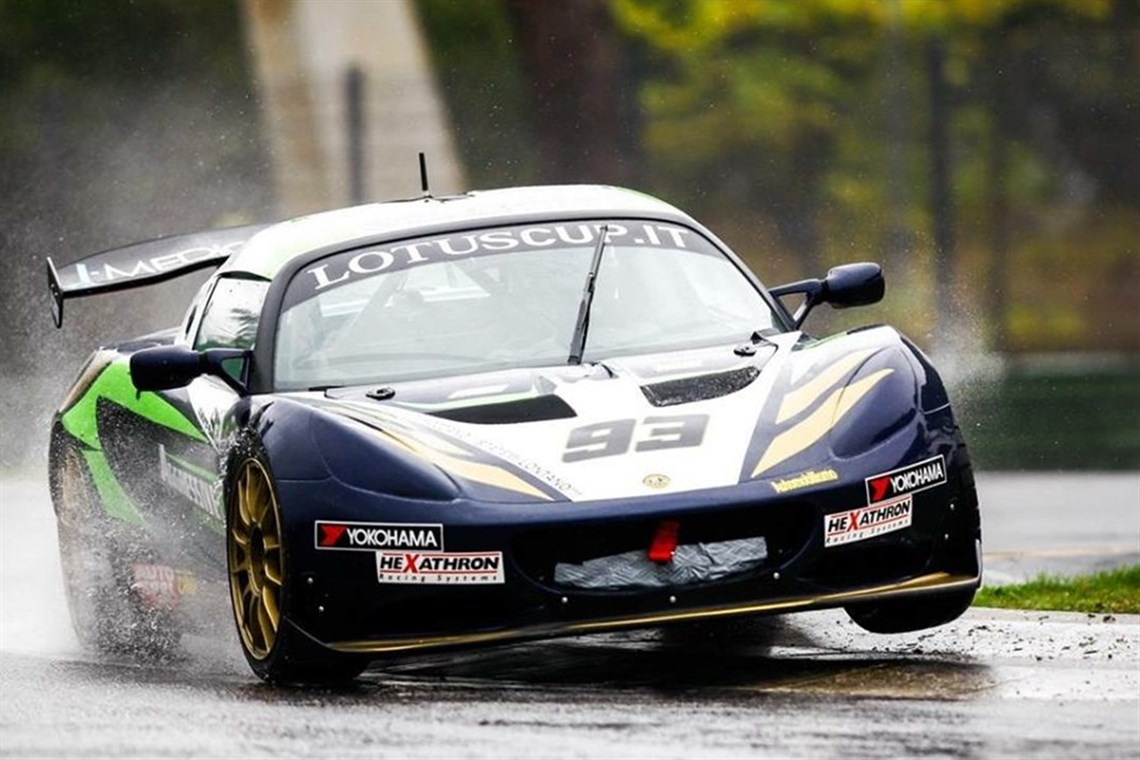 Racecarsdirect.com - LOTUS ELISE CUP