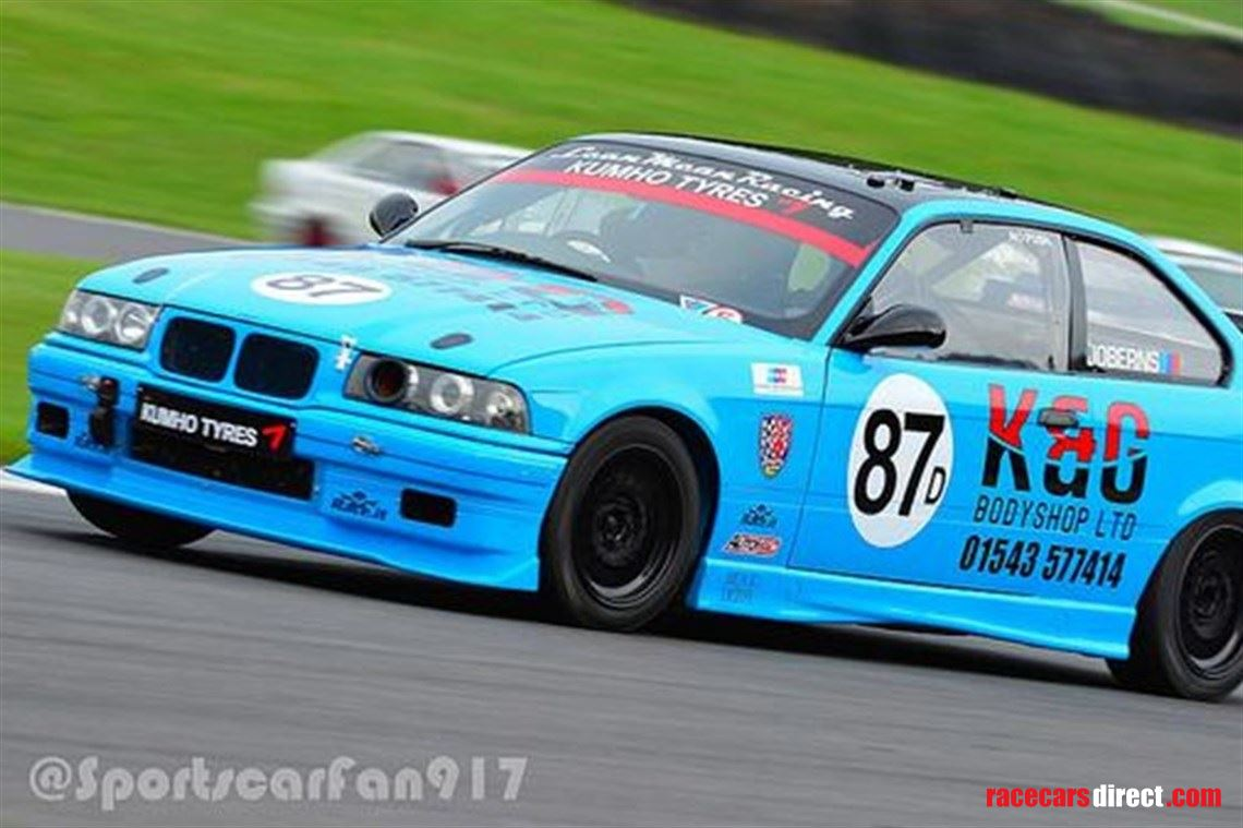 bmw e36 318is race car 1995. Black Bedroom Furniture Sets. Home Design Ideas