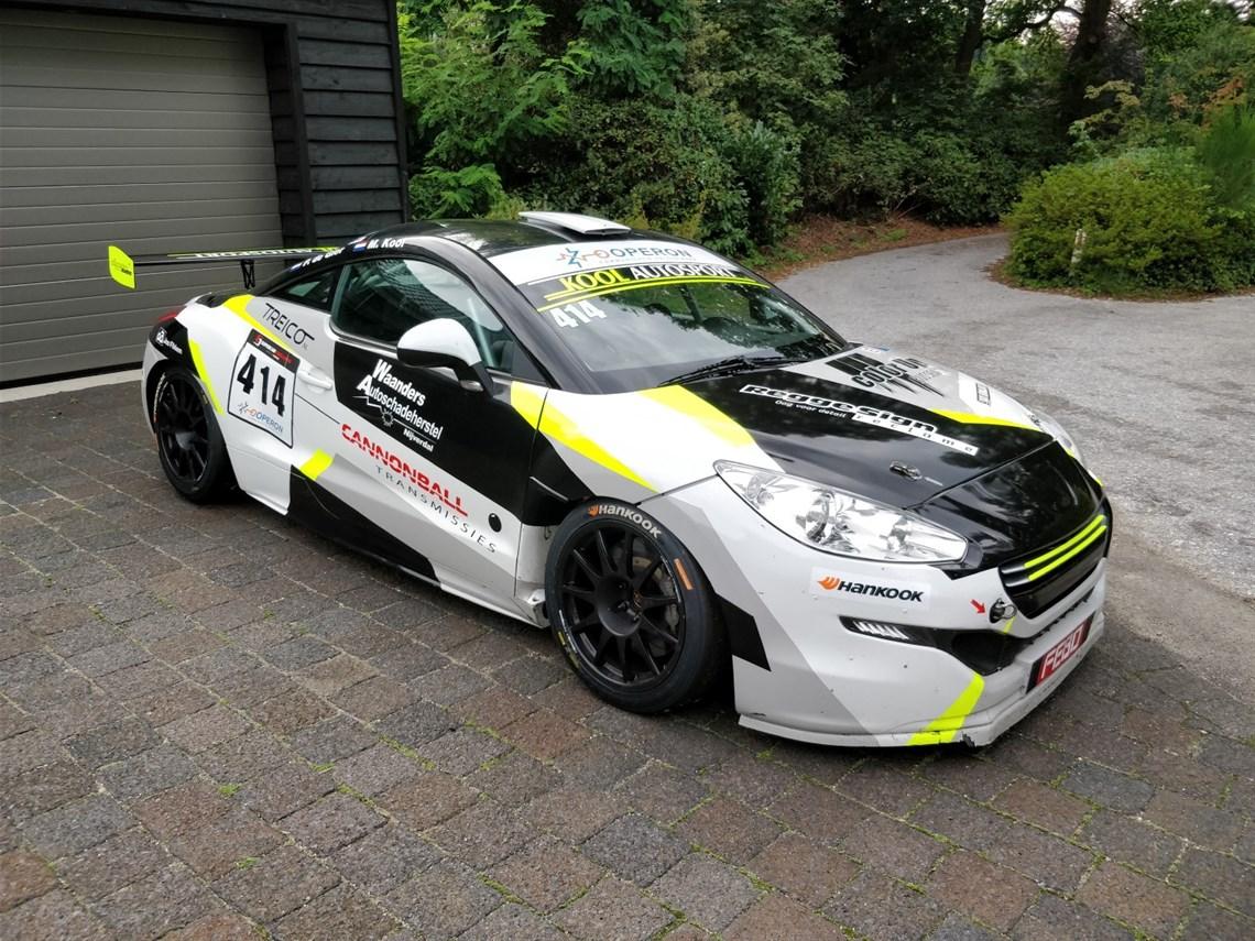 Racecarsdirect.com - Peugeot RCZ Cup Endurance