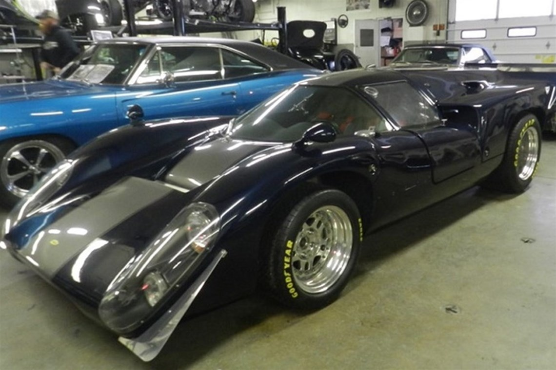 Racecarsdirect.com - LOLA T70 Re-Creation as 1969