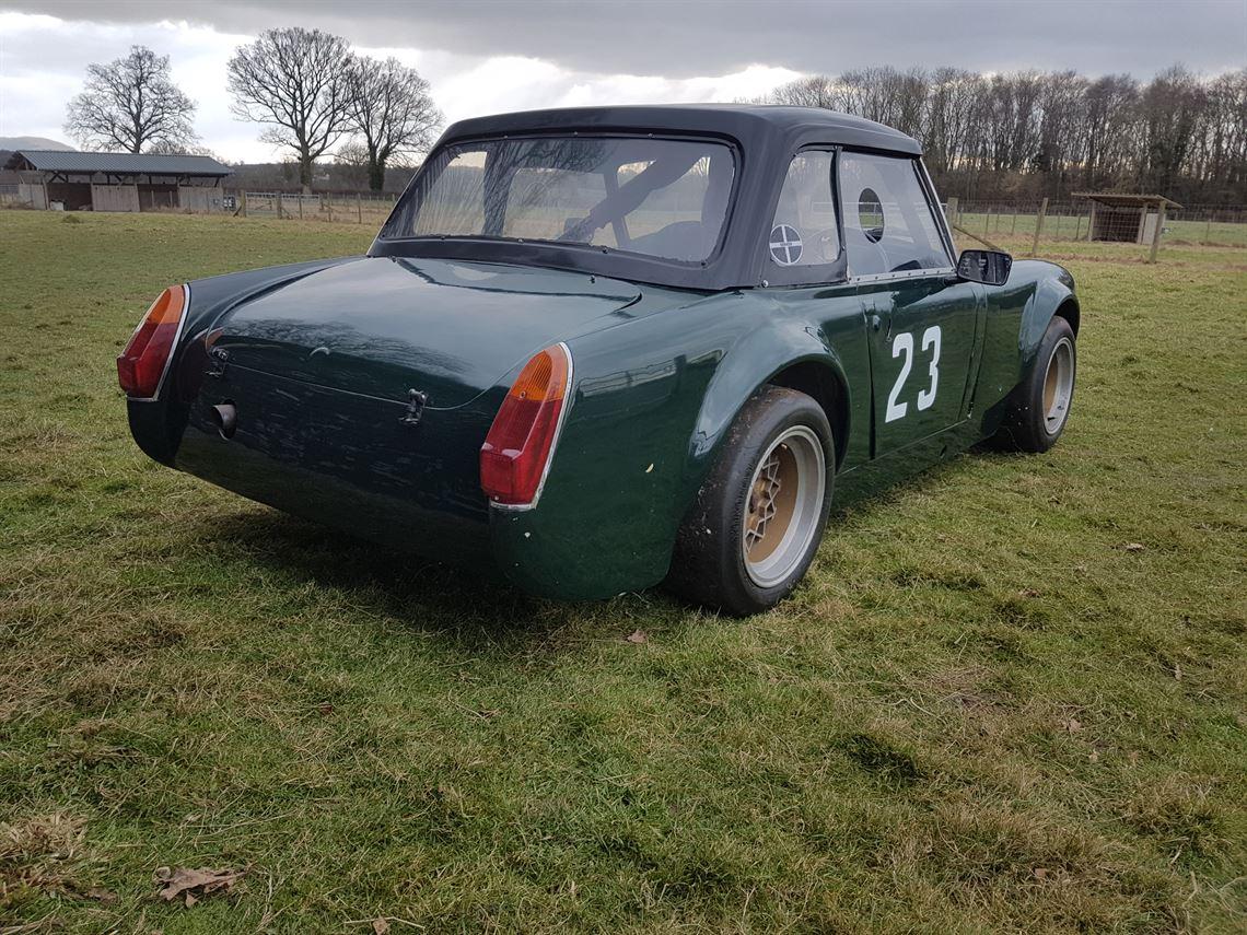 Racecarsdirect.com - MG Midget Hillclimb Race car Reduced