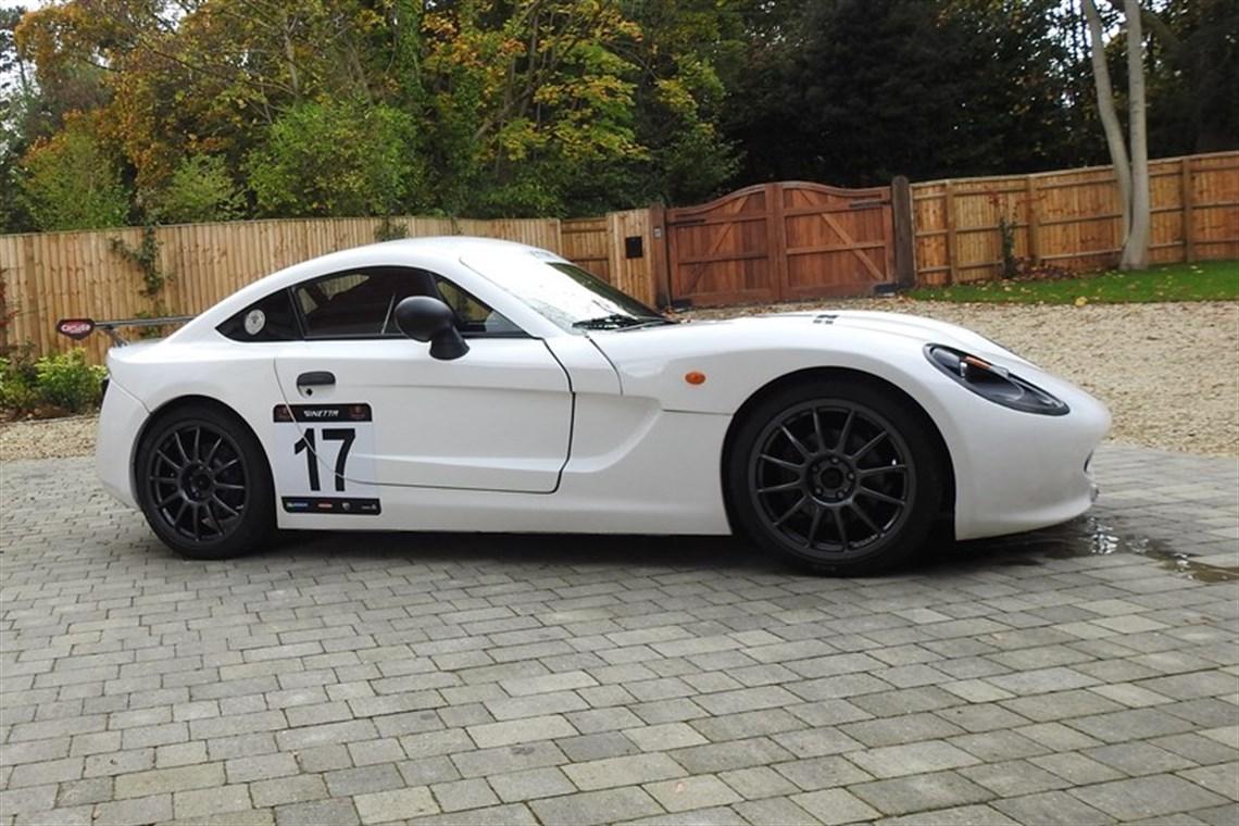 Racecarsdirect.com - Ginetta G40 GRDC - Priced for immediate Sale