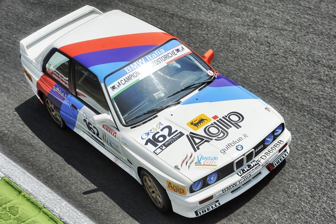 Racecarsdirect Com Bmw M3 E30 Group N 1988