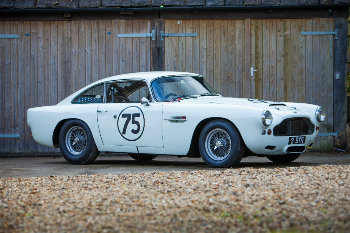 Racecarsdirect Com 1961 Aston Martin Db4