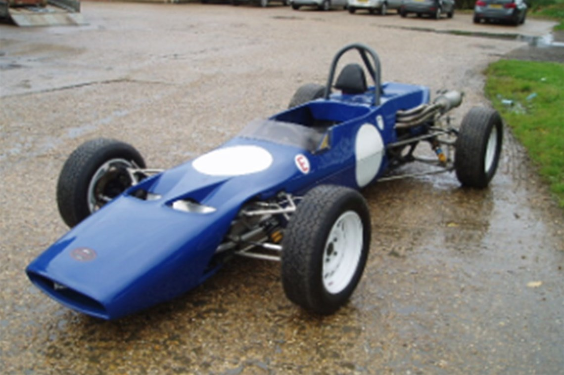 Racecarsdirect.com - 1970 ROYALE RP3 Formula Ford Kent