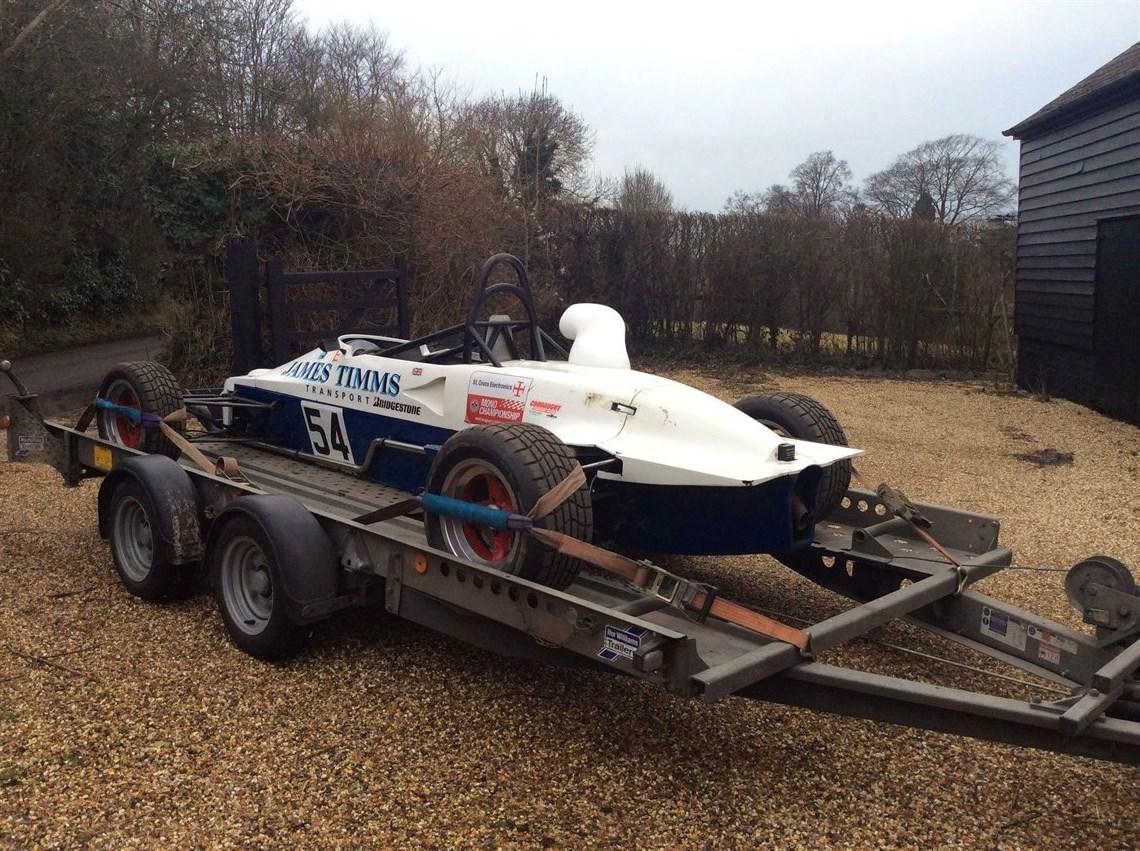 Racecarsdirect.com - Lola T644E Formula Ford