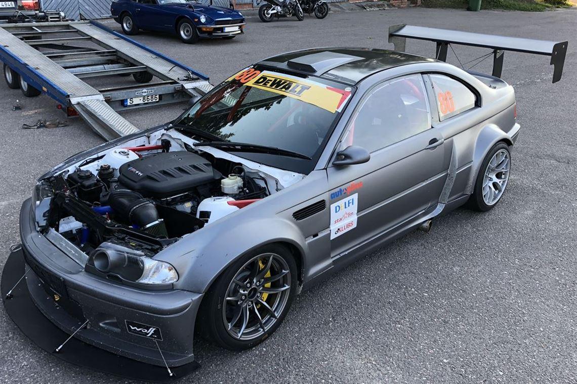 Racecarsdirect Com Bmw E46 V8 S65 Dct Dkg