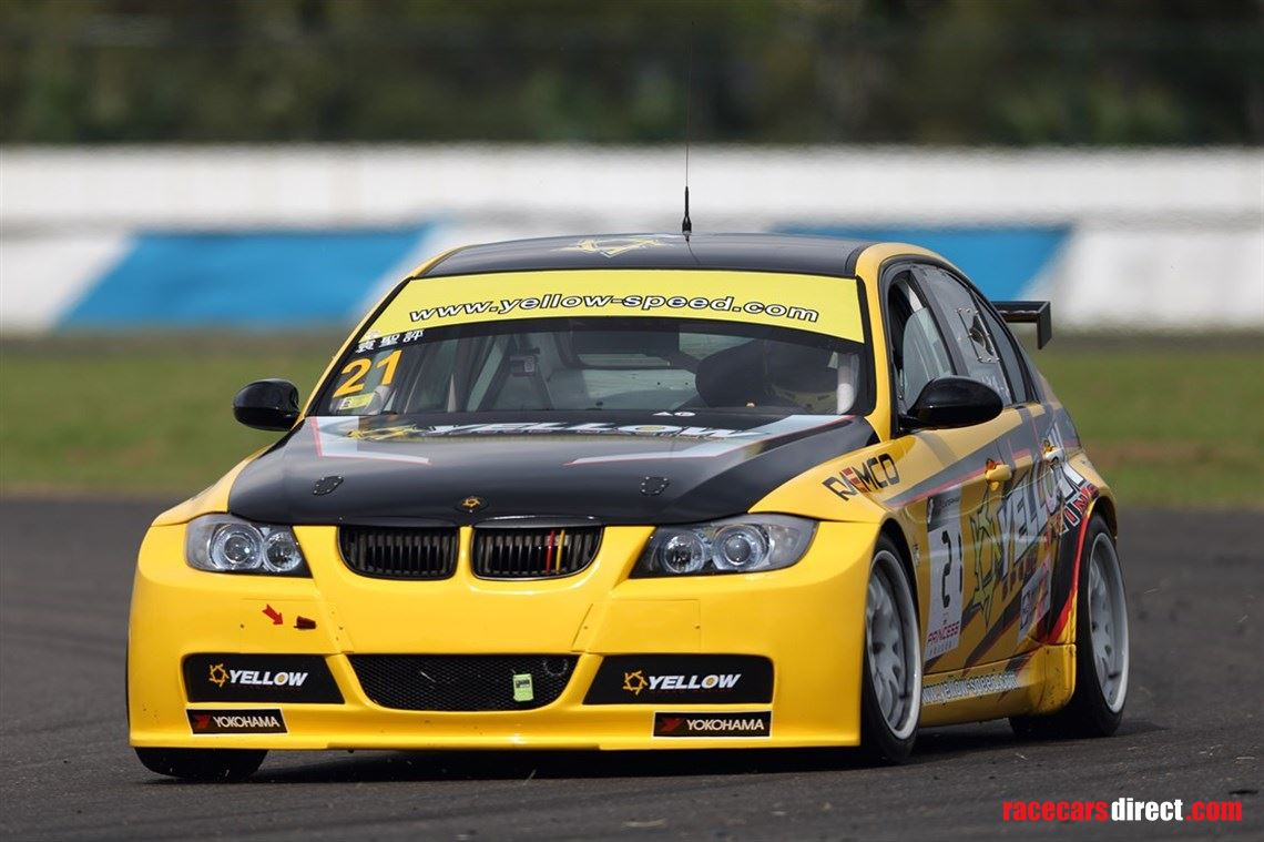 Racecarsdirect.com - BMW E90 320i S2000 WTCC