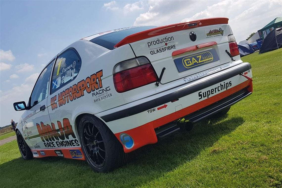Racecarsdirect Com 2018 2017 Double Championship Winning Bmw Compact
