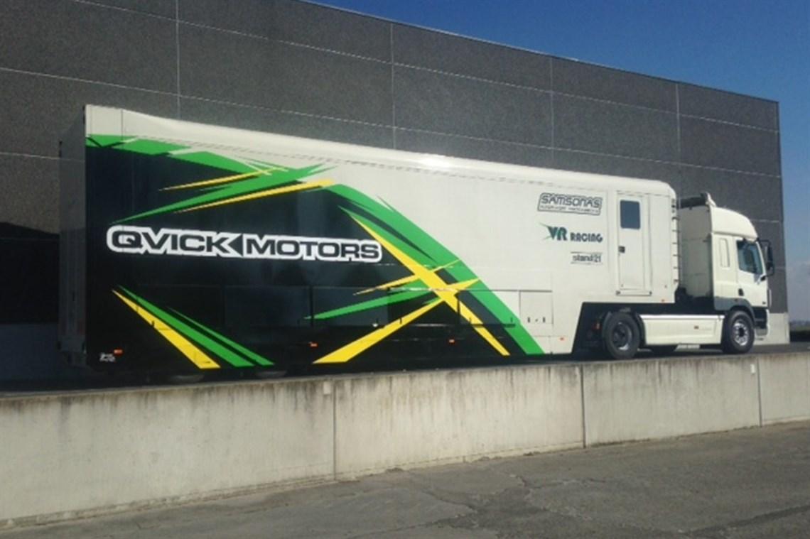 Racecarsdirect.com - Race car trailer for sale