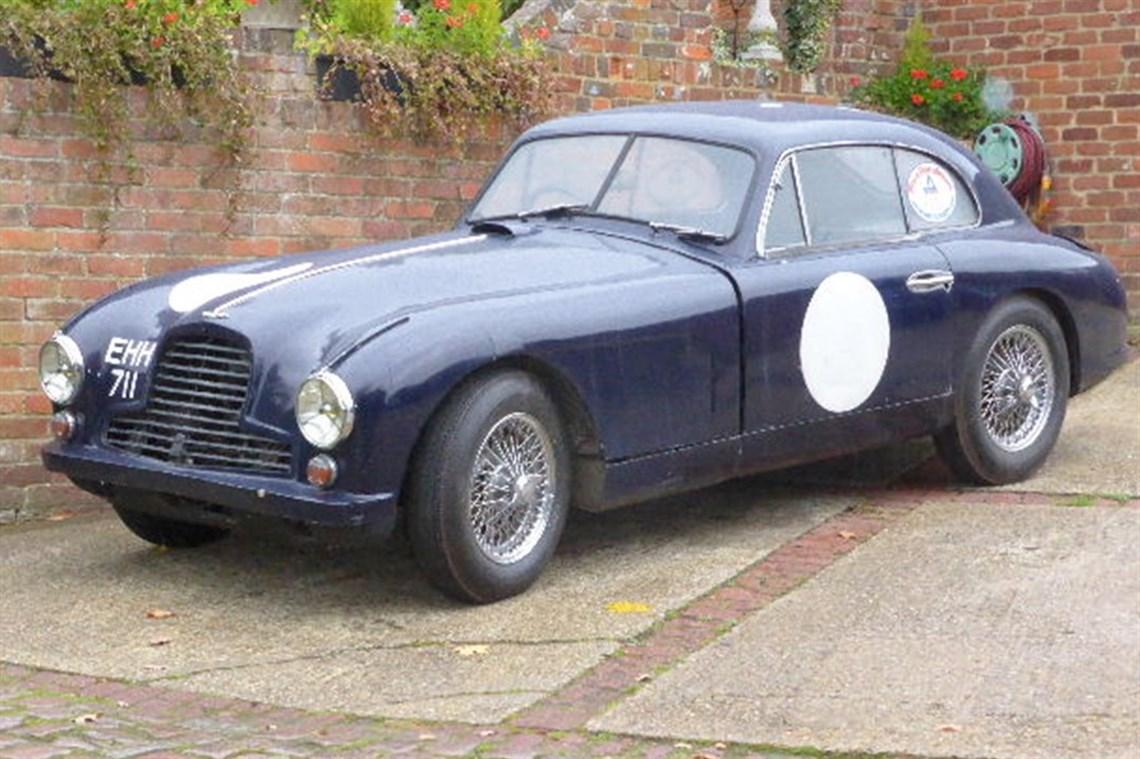 Racecarsdirectcom Aston Martin DB - Aston martin db2 price