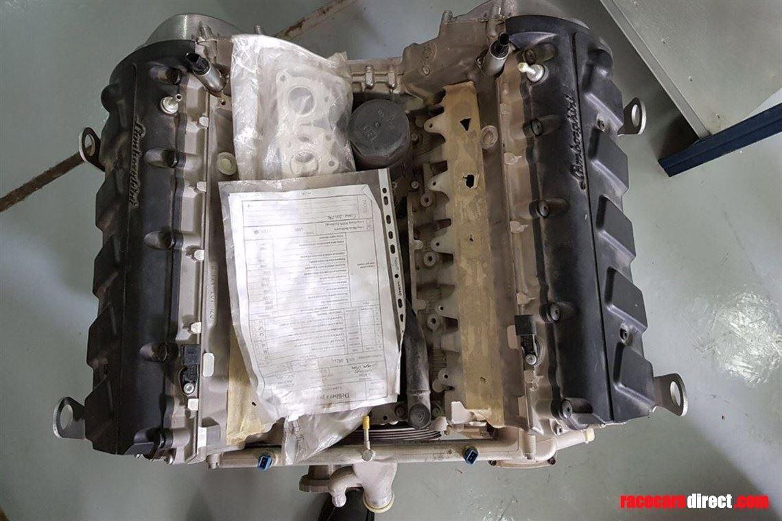 Racecarsdirect Com 08 Lamborghini Gallardo Superleggera 5 0 Engine