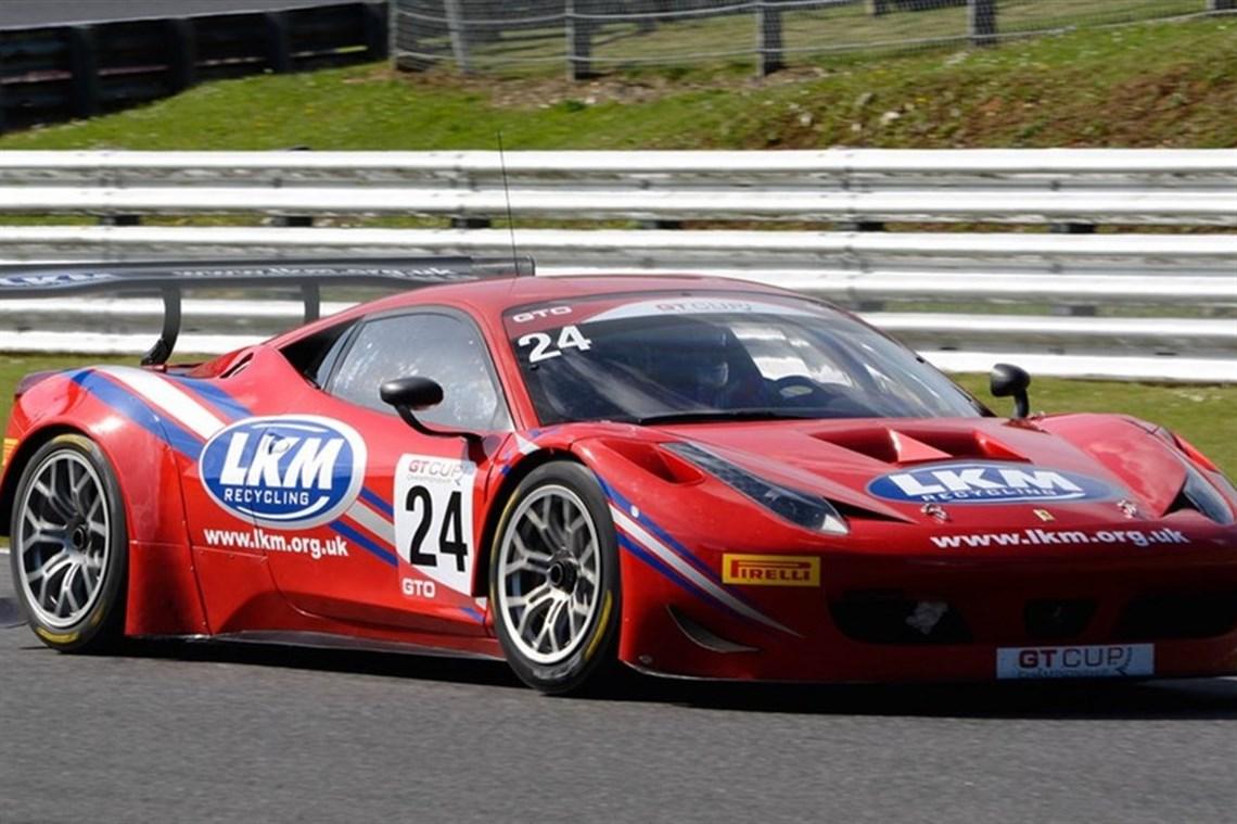 Racecarsdirect Com Ferrari 458 Gt3 2013