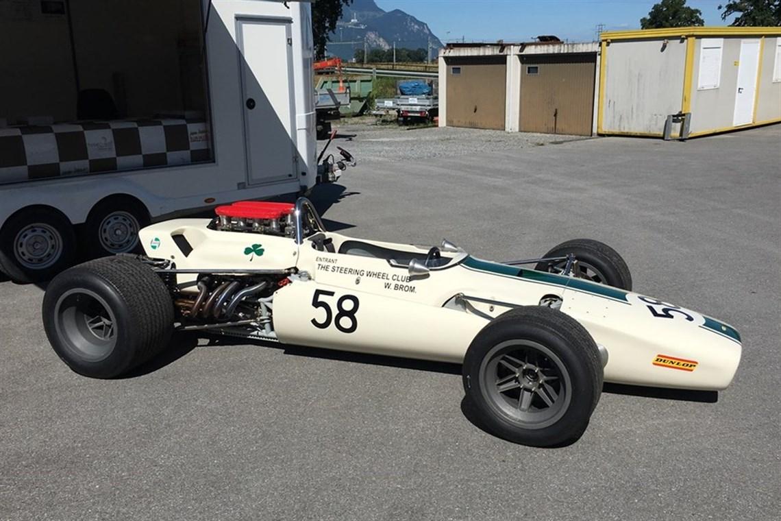 Racecarsdirect.com - Formula 5000 Lola T142/20