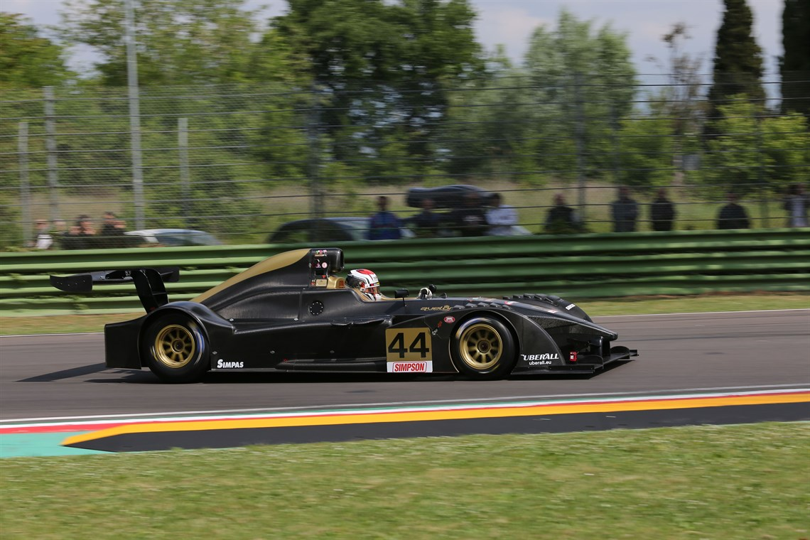 Racecarsdirect.com - Wolf GB08 F1 V8