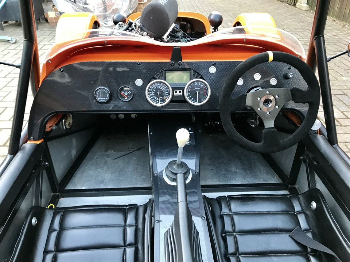 Racecarsdirect com - Westfield ZZR1400