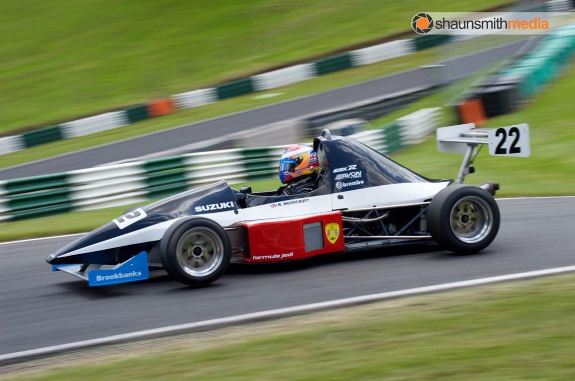 Racecarsdirect.com - Mk 6 long wheel base Jedi race car with Suzuki ...