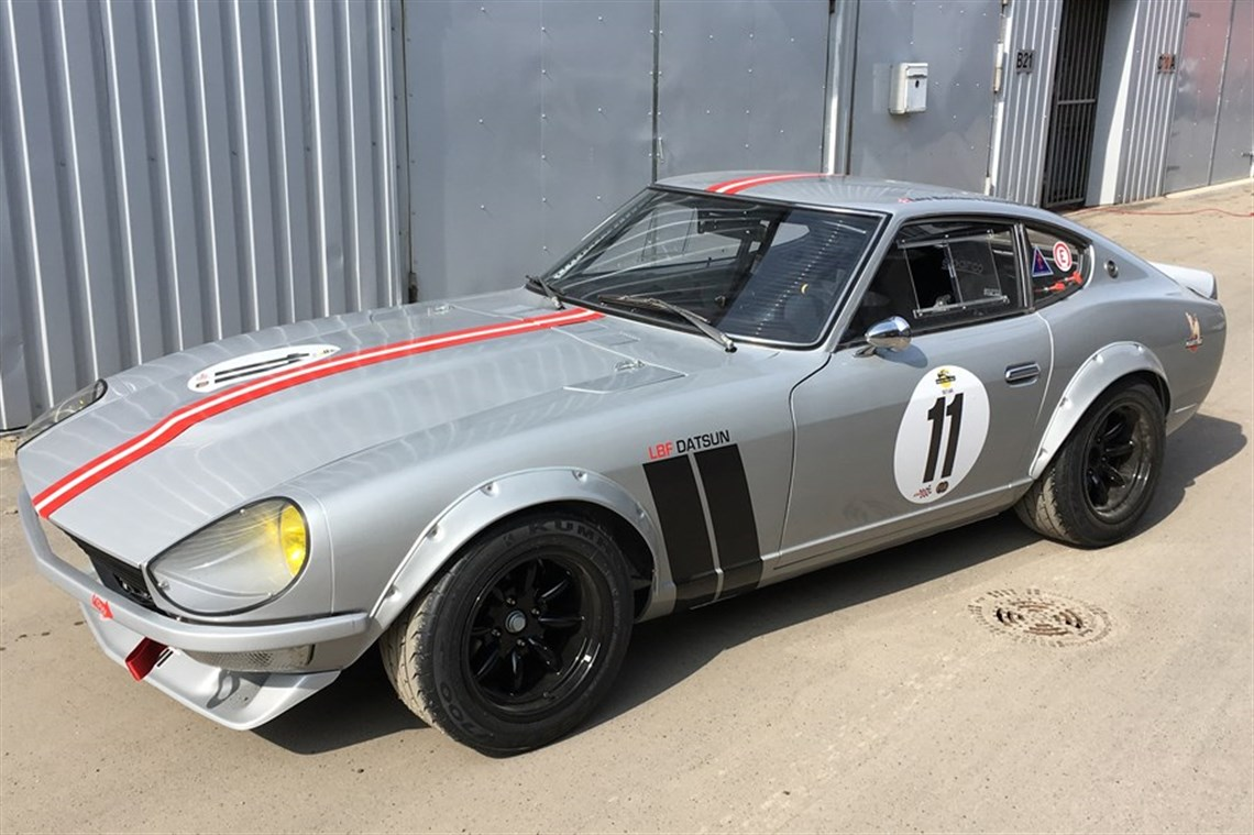 Racecarsdirect.com - Datsun 240Z race car
