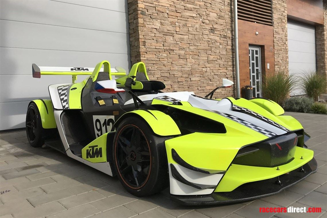 Racecarsdirect.com - KTM X-Bow