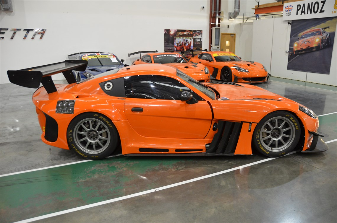 Racecarsdirect com - Ginetta GT3 - LS3 Engined