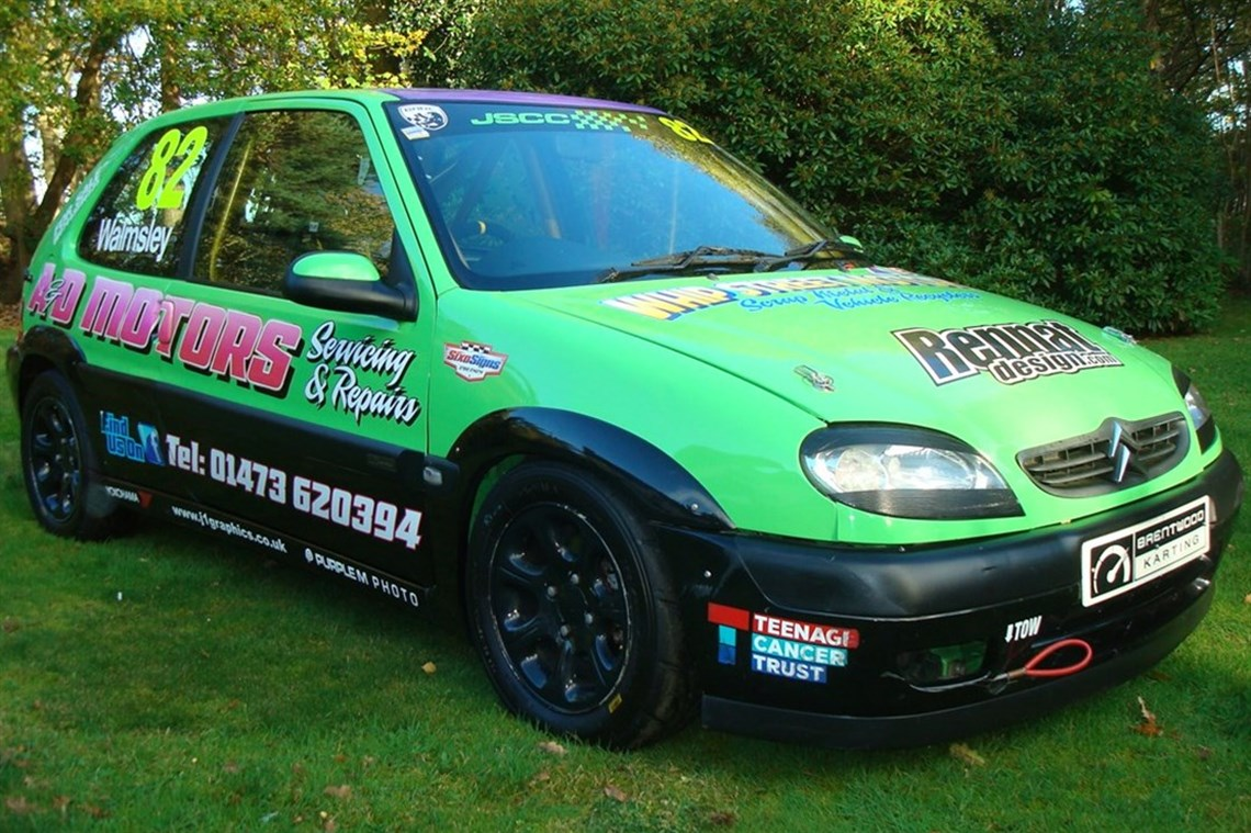 jscc citroen saxo vtr race car. Black Bedroom Furniture Sets. Home Design Ideas